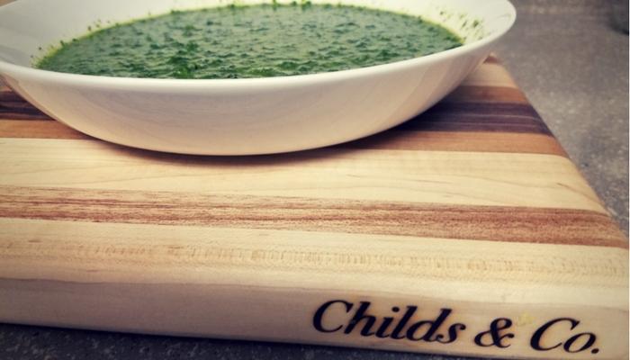 how to make chimichurri sauce recipe